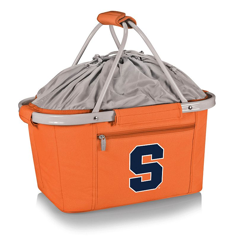 Syracuse Orange Insulated Picnic Basket