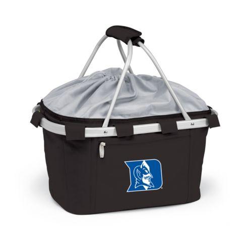 Duke Blue Devils Insulated Picnic Basket