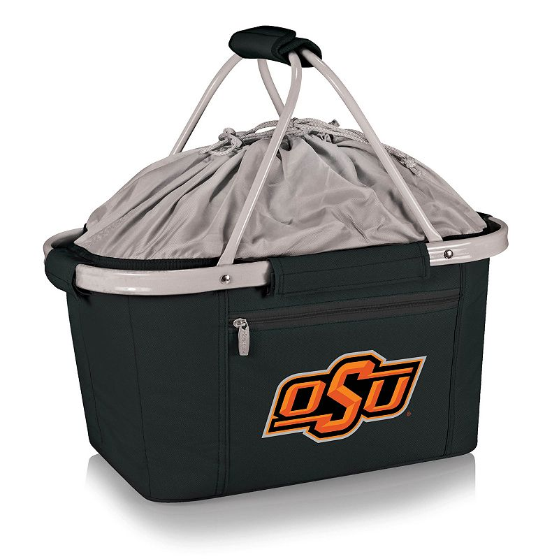 Oklahoma State Cowboys Insulated Picnic Basket