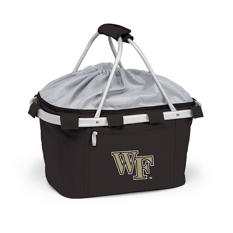 Wake Forest Demon Deacons Insulated Picnic Basket