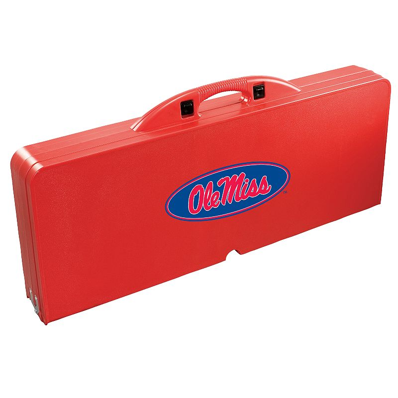 Ole Miss Rebels Folding Table