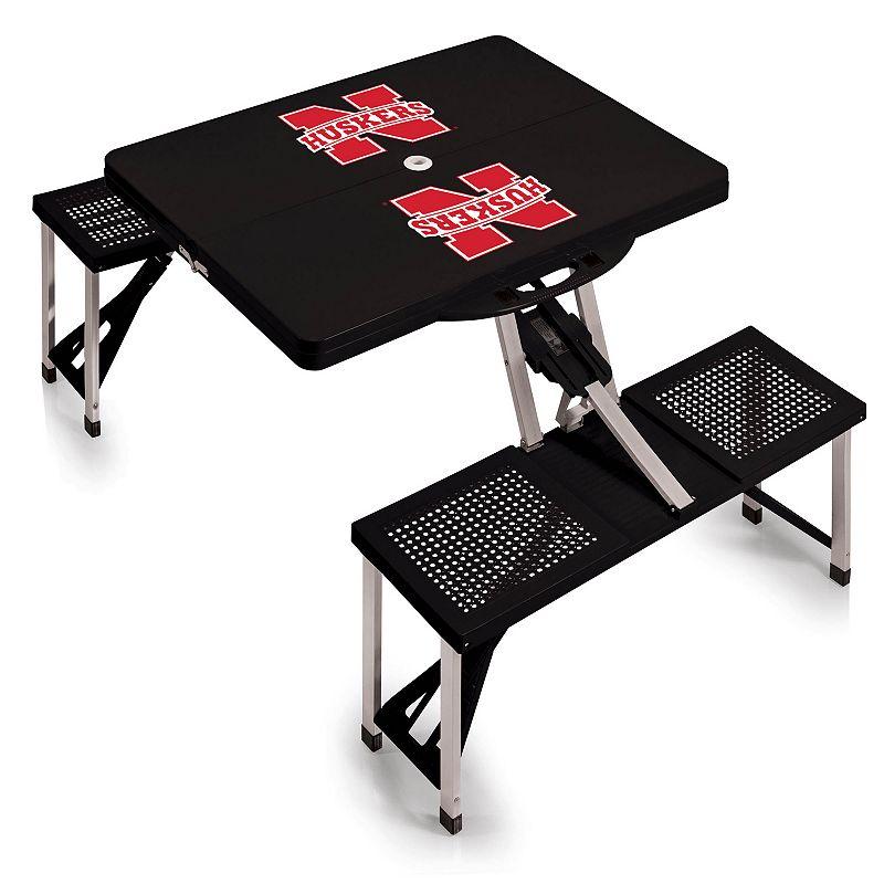 Nebraska Cornhuskers Folding Table