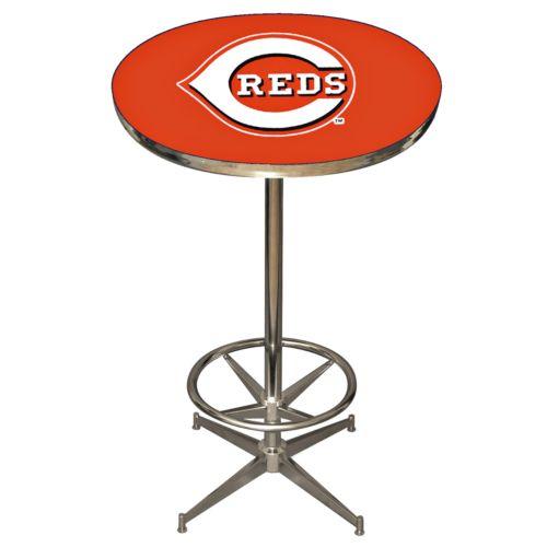 Cincinnati Reds Pub Table