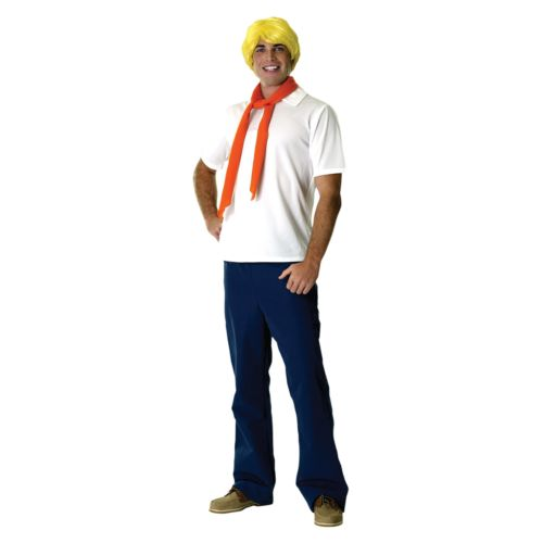 Scooby-Doo Fred Costume - Adult