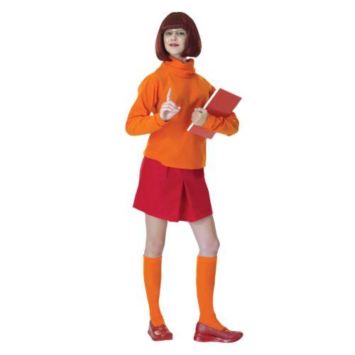 Scooby-Doo Velma Costume - Adult
