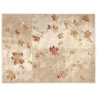 Nourison Somerset Floral Rug - 3'6'' x 5'6''
