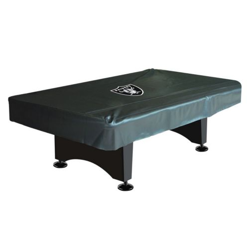Oakland Raiders Pool Table Cover