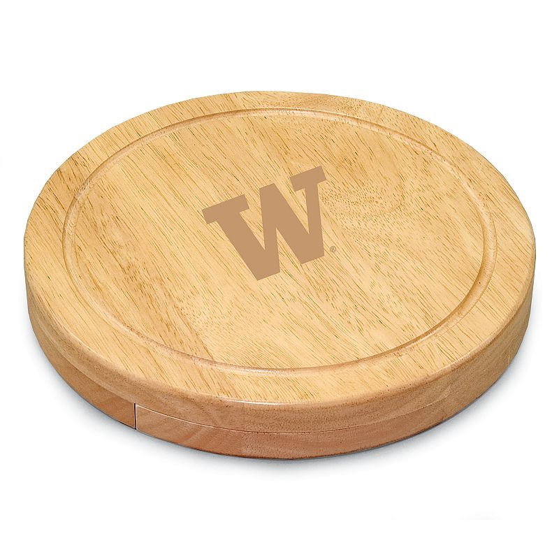 Washington Huskies 5-pc. Cheese Board Set