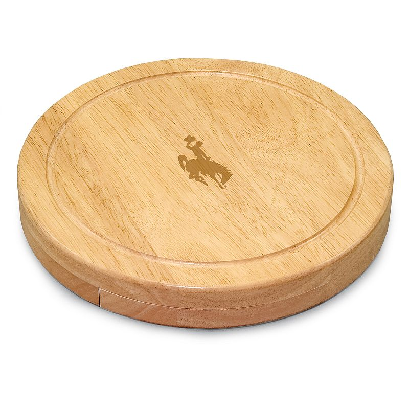 Wyoming Cowboys 5-pc. Cheese Board Set