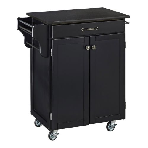 Granite-Top Cuisine Kitchen Cart
