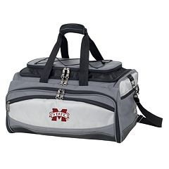 Mississippi State Bulldogs 6-pc. Charcoal Grill & Cooler Set