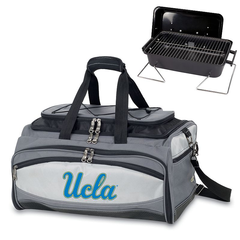 UCLA Bruins 6-pc. Charcoal Grill & Cooler Set