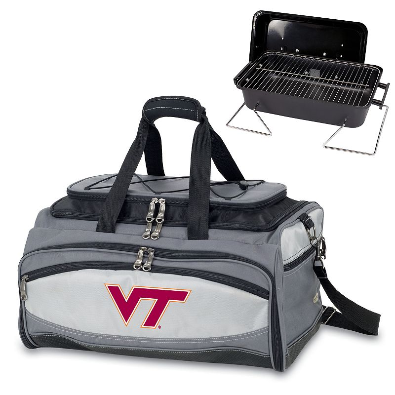 Virginia Tech Hokies 6-pc. Grill and Cooler Set