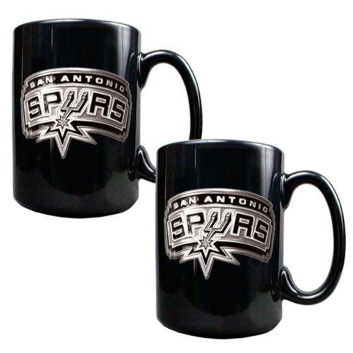 San Antonio Spurs 2-pc. Mug Set
