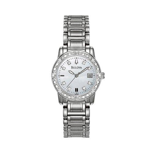 Bulova Watch - Women's Stainless Steel - 96R105
