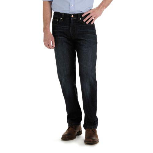Lee Premium Select Regular Straight Leg Jeans - Men