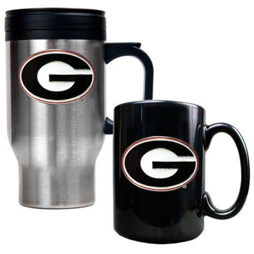 Georgia Bulldogs 2-pc. Mug Set
