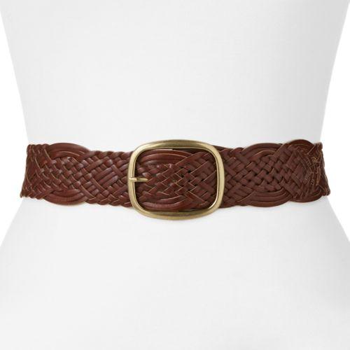 SONOMA life + style® Braided Belt