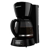 Black & Decker 12-cup Programmable Coffee Maker
