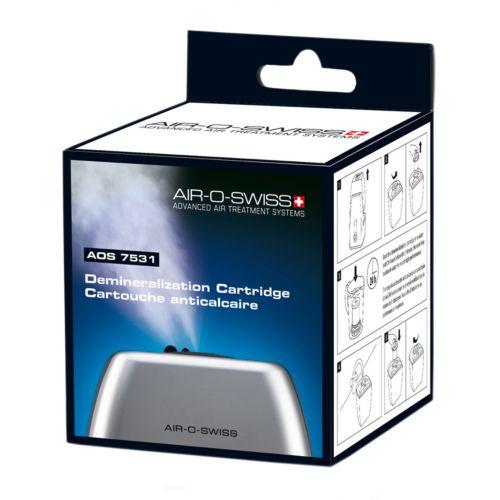 AIR-O-SWISS 7531 Ultrasonic Humidifier Demineralization Cartridge