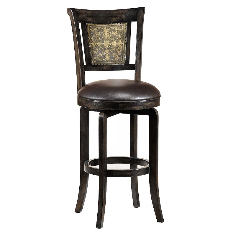 Camille Swivel Bar Stool