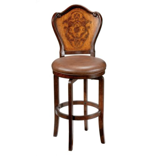 Lyon Swivel Bar Stool