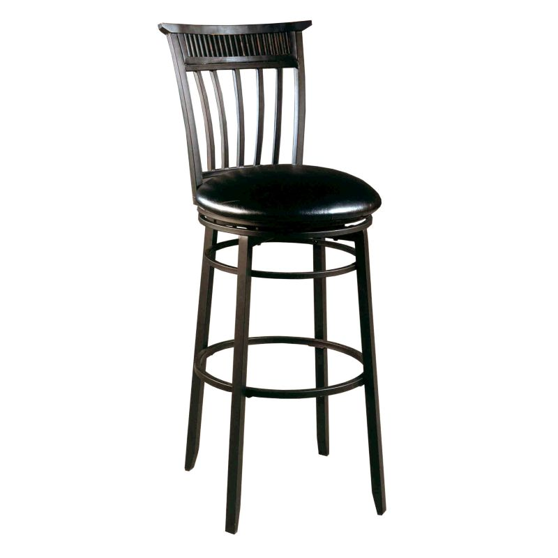 Cottage Swivel Bar Stool