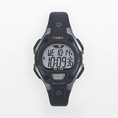 Timex Women's Ironman 30-Lap Digital Chronograph Watch T5E961