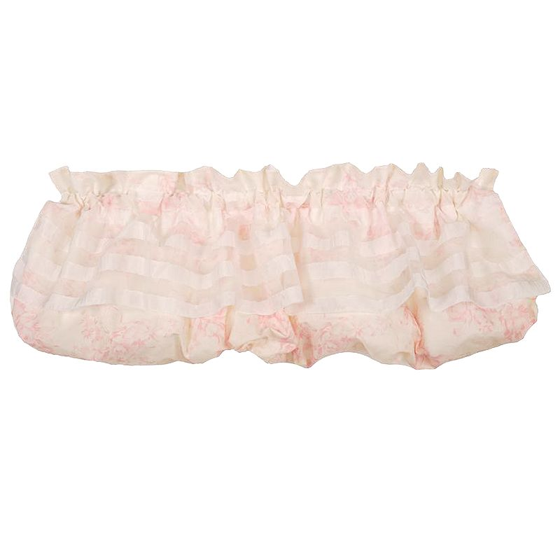Cotton Tale Heaven Sent Girl Window Valance