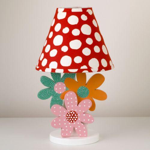 Cotton Tale Lizzie Lamp