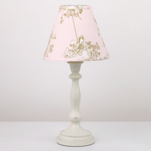Cotton Tale Lollipops and Roses Lamp