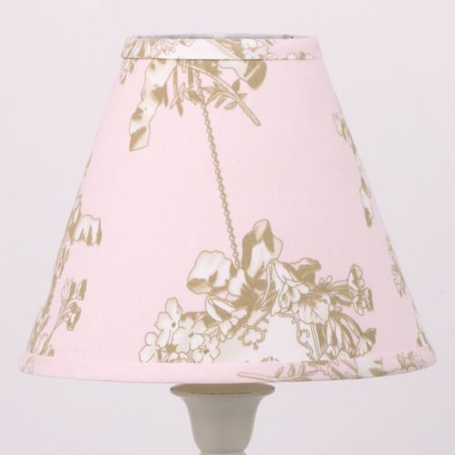 Cotton Tale Lollipops and Roses Lamp Shade