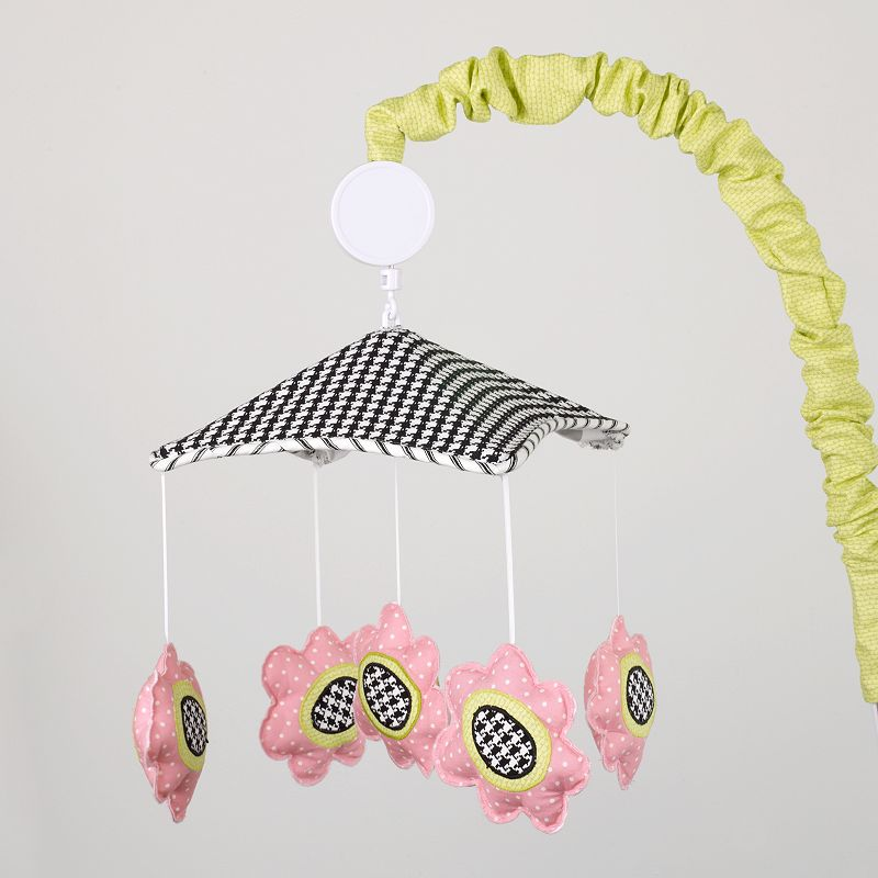 Cotton Tale Poppy Musical Mobile