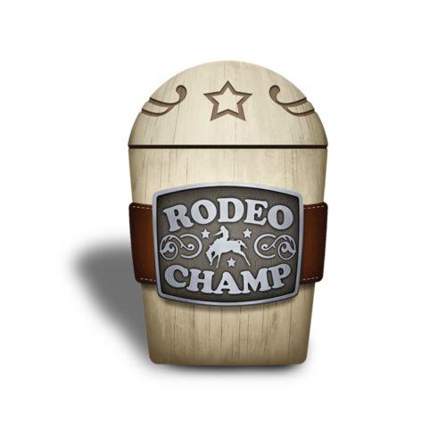 Saddle Up Rodeo Champ Tumbler