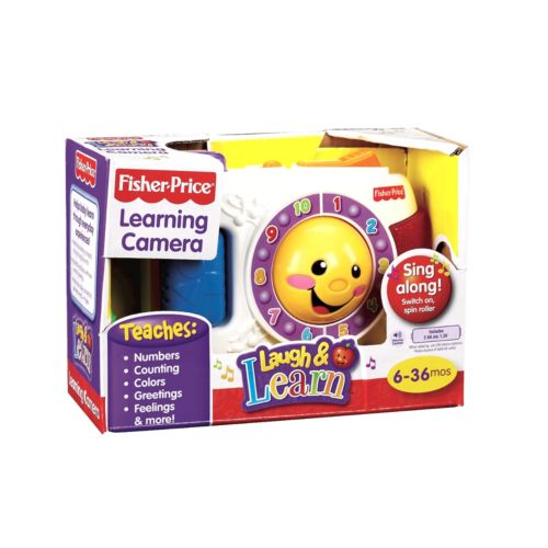 Fisher-Price Learning Camera