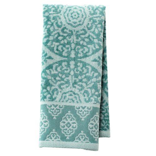 SONOMA life + style® Tiburon Medallion Hand Towel