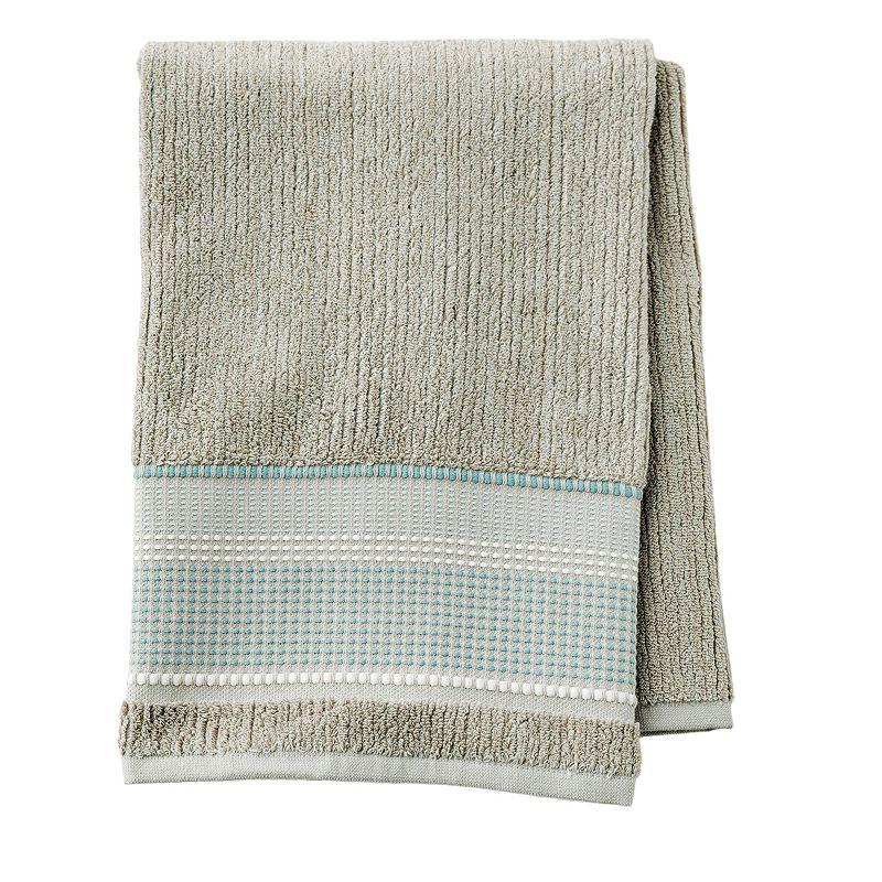SONOMA Goods for Life™ Tiburon Striped Bath Towel