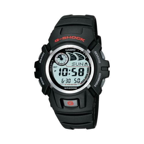 Casio G-Shock 10-Year Battery Chronograph Digital Watch - Men