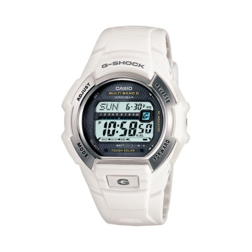 Casio Men's G-Shock Tough Solar Atomic Digital Chronograph Watch