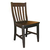 Schoolhouse 2-pc. Chair Set