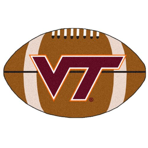 FANMATS Virginia Tech Hokies Rug