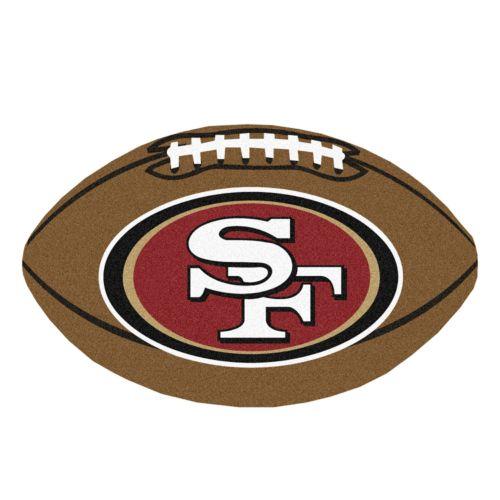 FANMATS San Francisco 49ers Rug