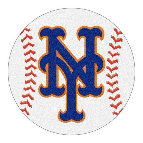 FANMATS New York Mets Baseball Rug
