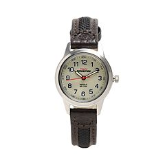 Timex Expedition Women's Leather Watch T41181