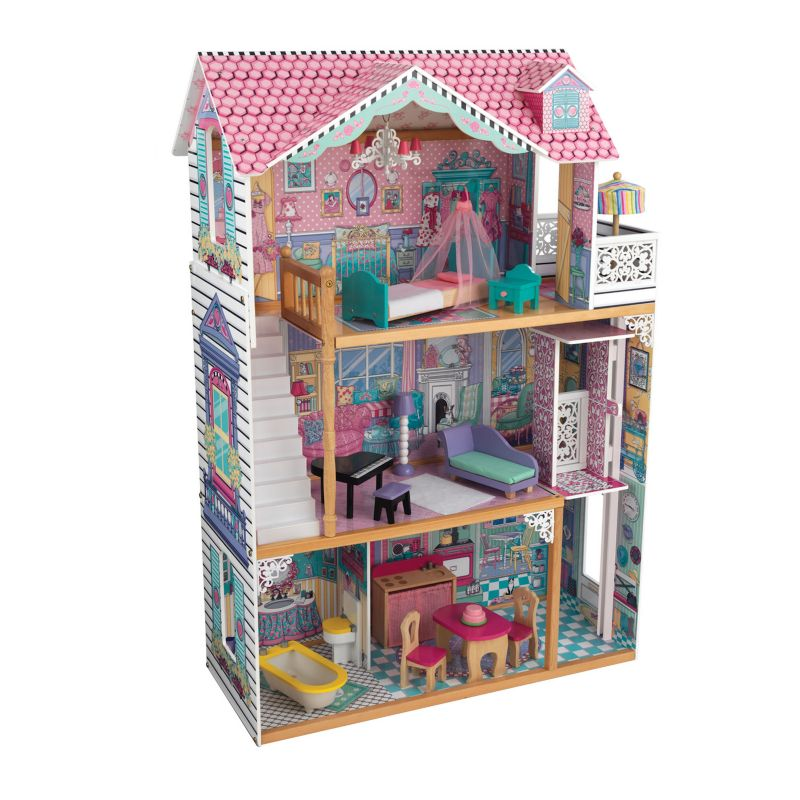 KidKraft Annabelle Dollhouse, Multicolor