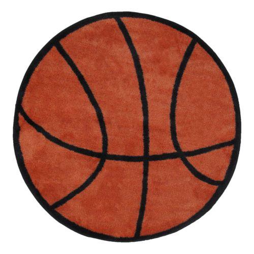 Fun Rugs Fun Time Basketball Rug