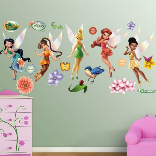 Fathead Disney Disney Fairies Wall Decals