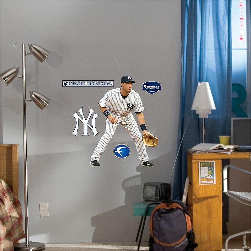 Fathead Junior New York Yankees Mark Teixeira Wall Decal