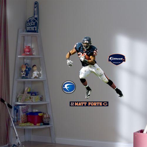 Fathead Junior Chicago Bears Matt Forte Wall Decal