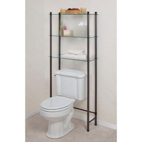 Creative Bath 3-Shelf Space Saver